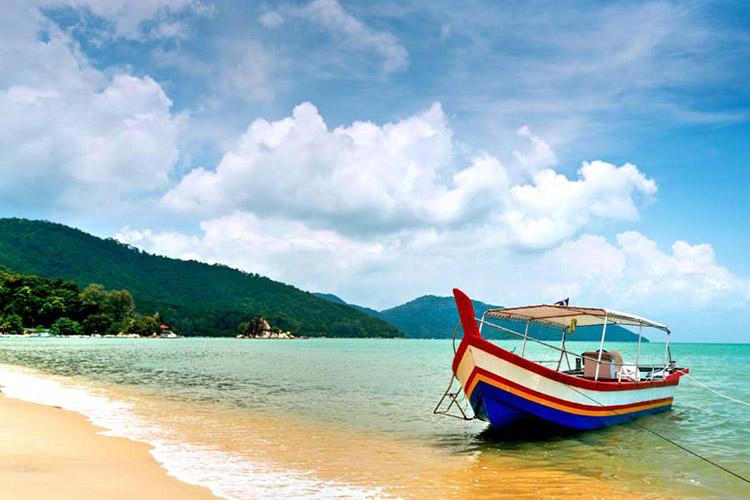 شهر پنانگ مالزی