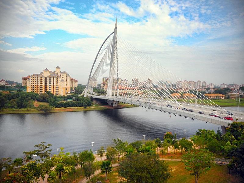 شهر پوتراجایا 5 - شهرهای مالزی