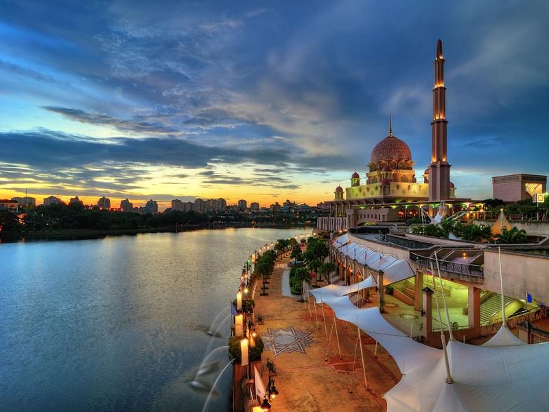 شهر پوتراجایا 7 - شهرهای مالزی