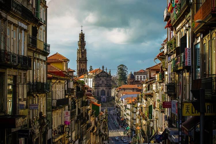 شهر پورتو پرتغال - اقامت کشور پرتغال