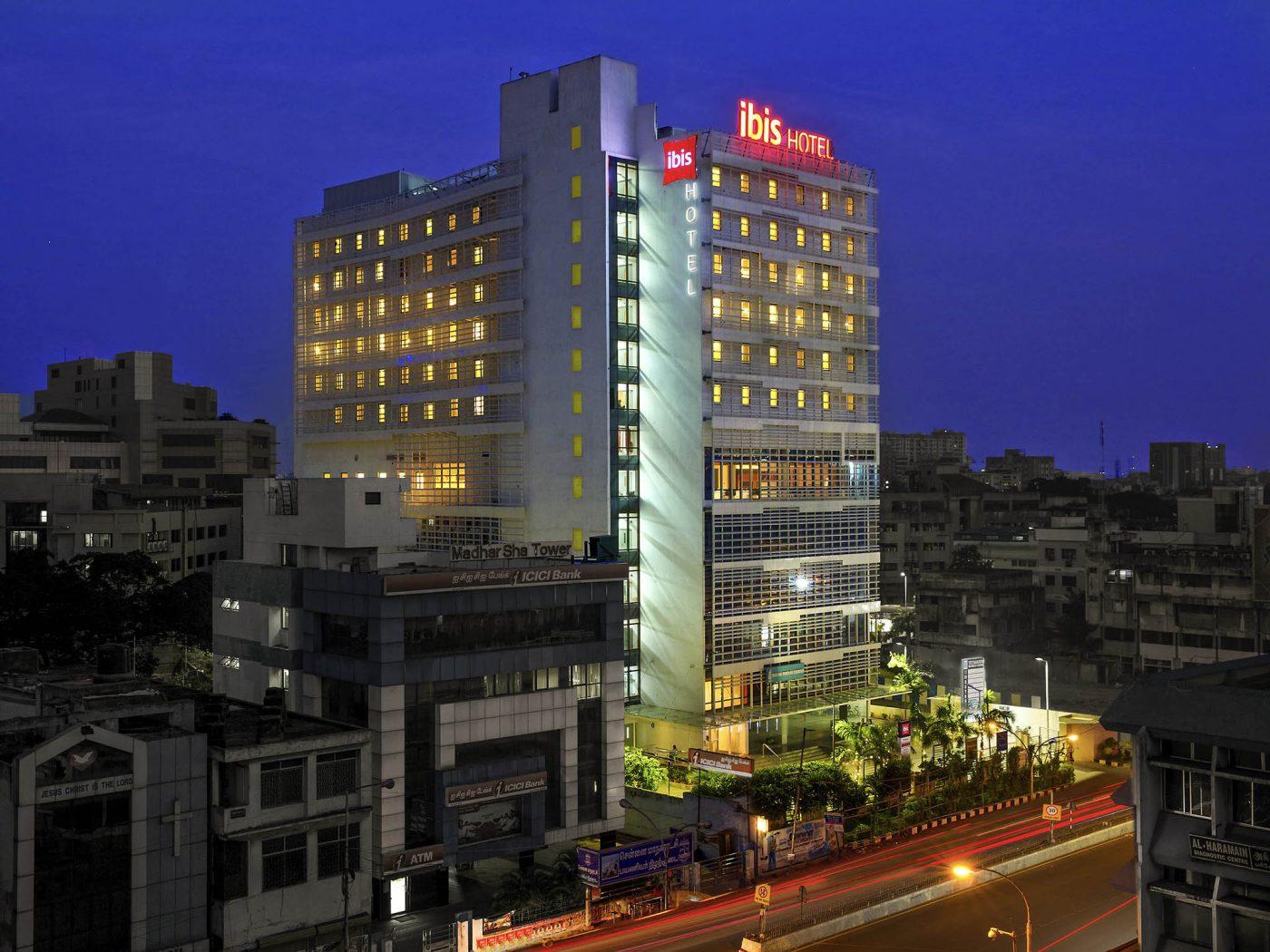 شهر چنای 2 - شهر چنای در هند
