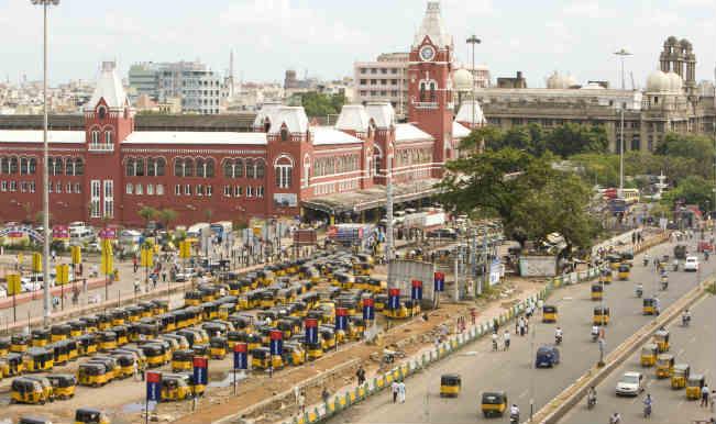 شهر چنای 5 - شهر چنای در هند