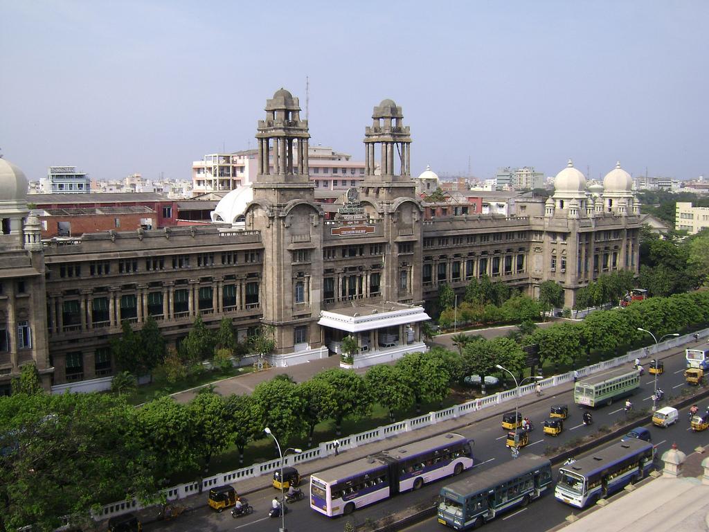 شهر چنای 6 - شهر چنای در هند