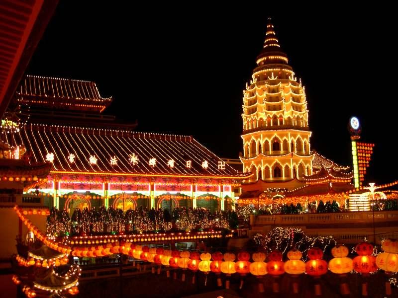 شهر کوالالامپور 1 - شهرهای مالزی
