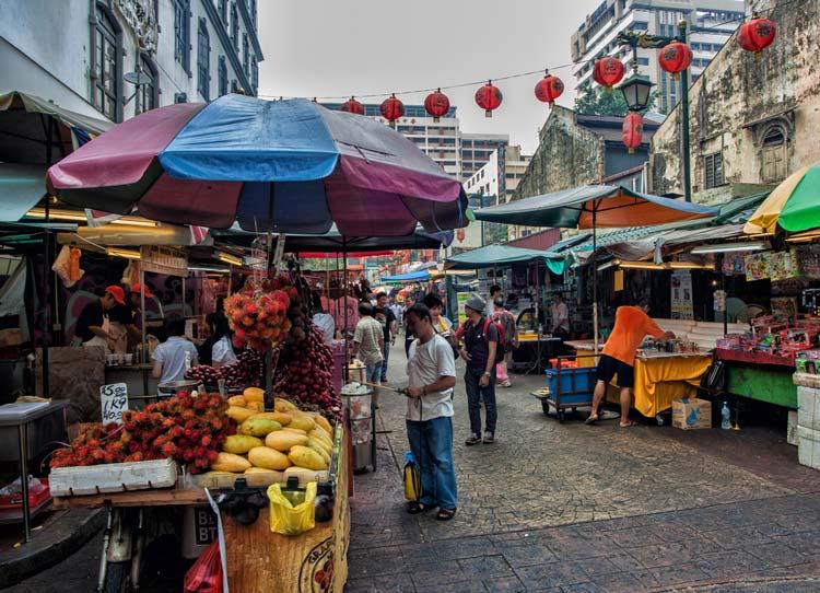 شهر کوالالامپور 6 - شهرهای مالزی