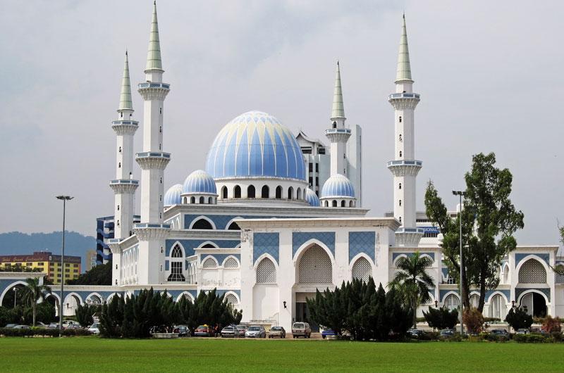 شهر کوانتان مالزی
