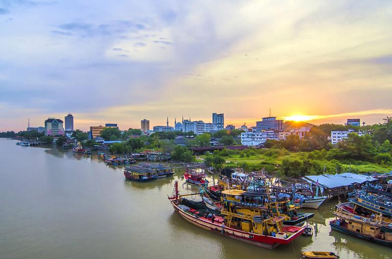 شهر کوانتان 7 - شهرهای مالزی