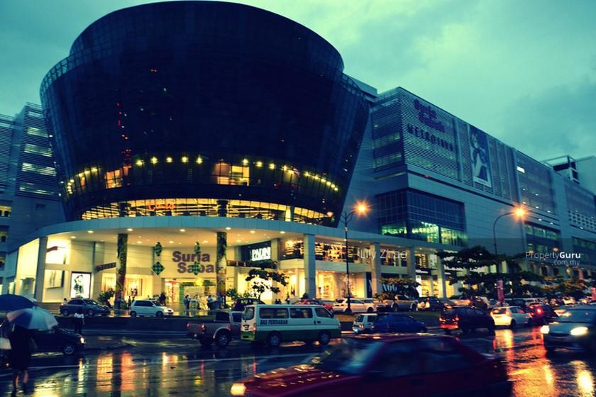 کوتا کینابالو در مالزی