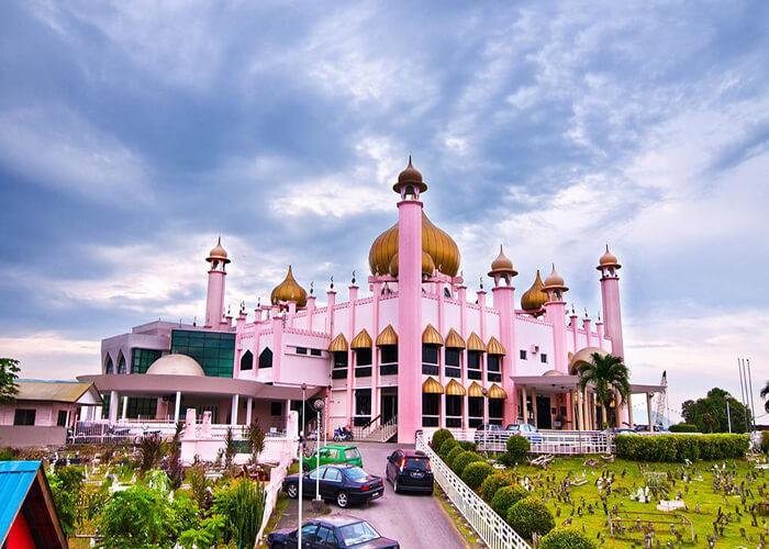 شهر کوچینگ 1 - شهرهای مالزی