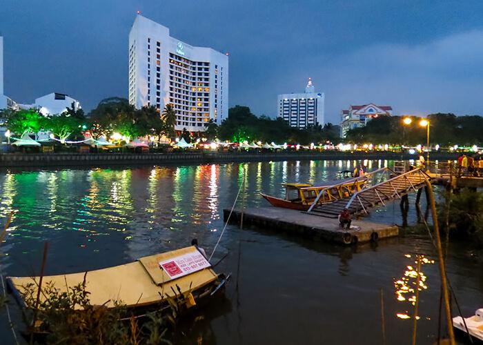 شهر کوچینگ در مالزی