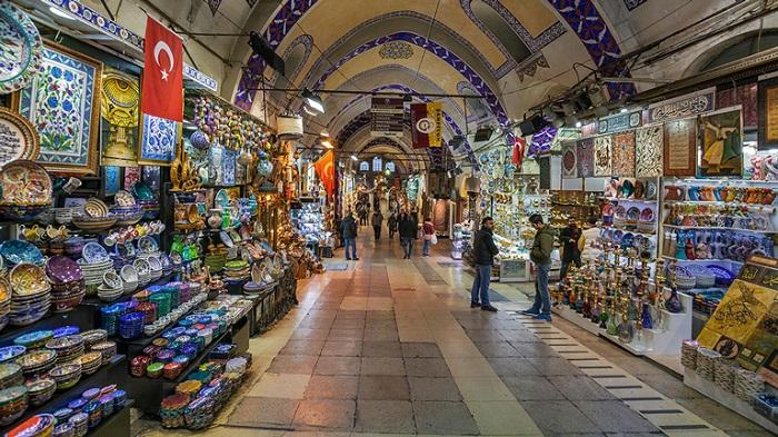 بازار بزرگ استانبول ترکیه