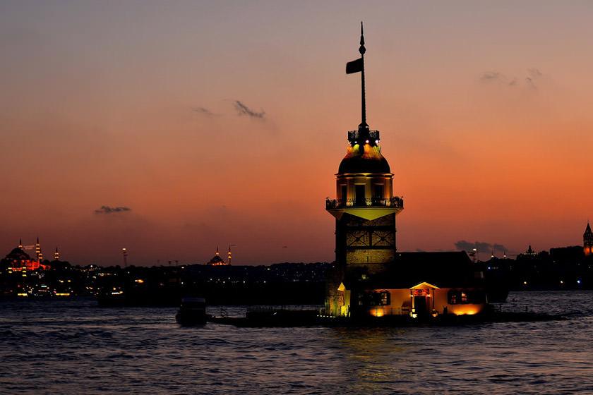 برج دختر استانبول ترکیه