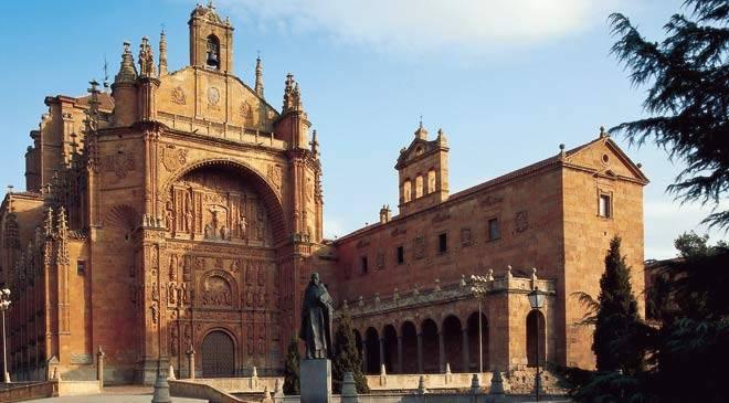 صومعه سن استفان سالامانکا - شهرهای اسپانیا