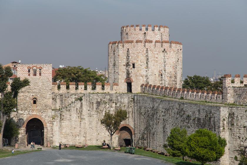قلعه یدیکوله استانبول 1