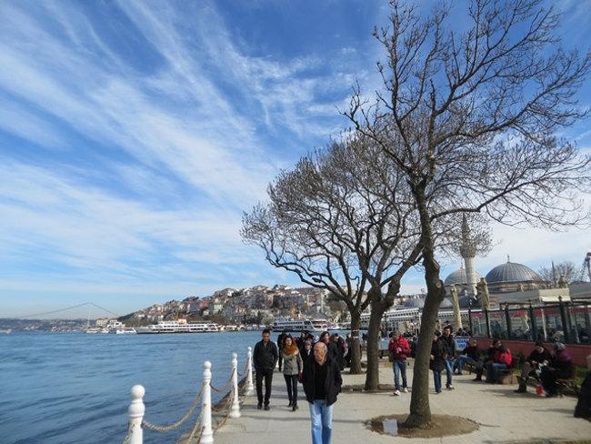 محلهی اسکودار استانبول