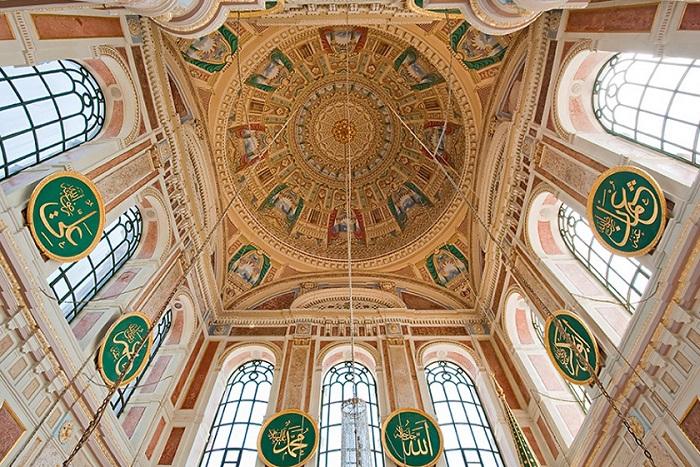مسجد اورتاکوی در استانبول