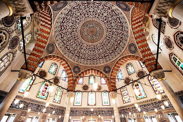 مسجد ایاصوفیه استانبول 6