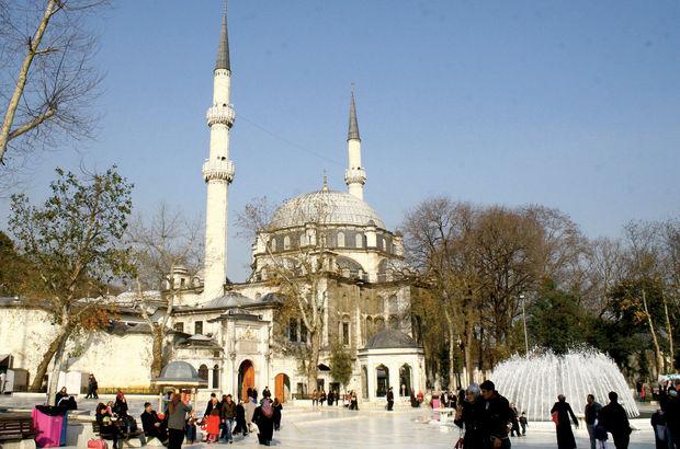 مسجد جامع ایوب سلطان استانبول
