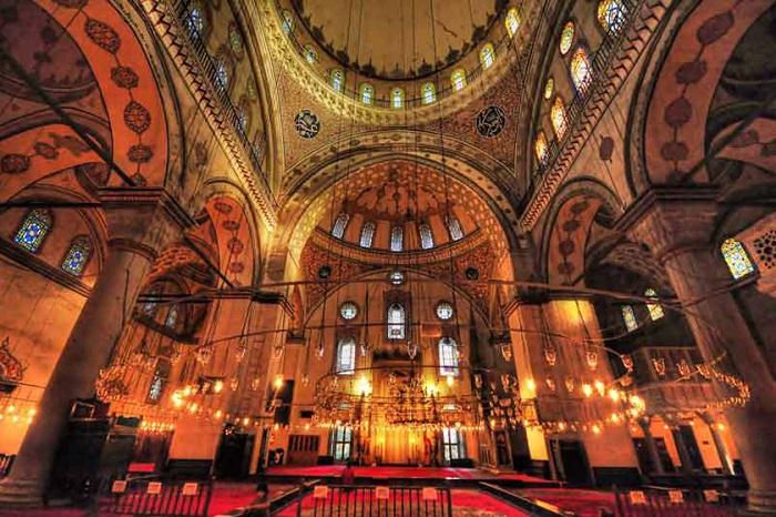 مسجد بایزید 2