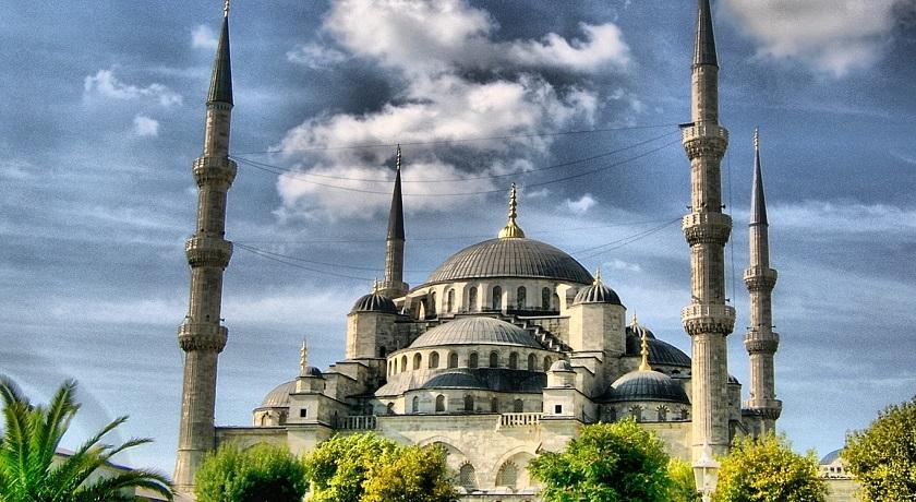 مسجد سلیمانیه 3