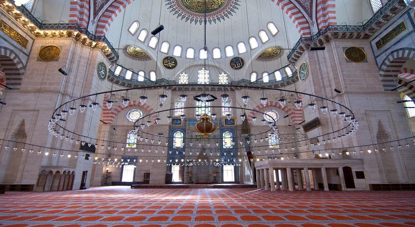 مسجد سلیمانیه استانبول ترکیه
