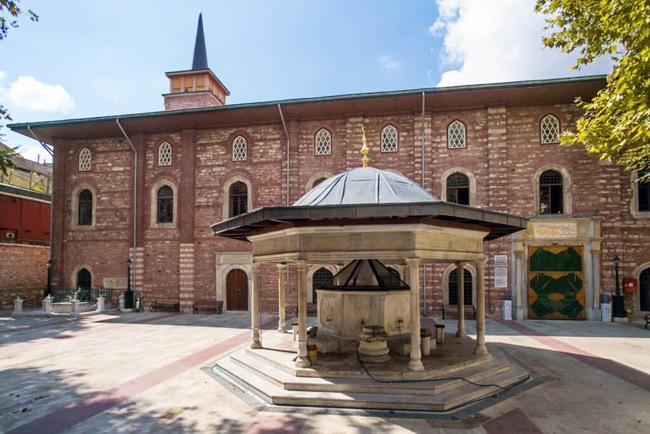مسجد عرب استانبول