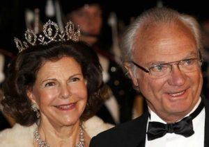 ملکه 300x212 - جشن تولد ۷۵ سالگی ملکه سیلویا سوئد