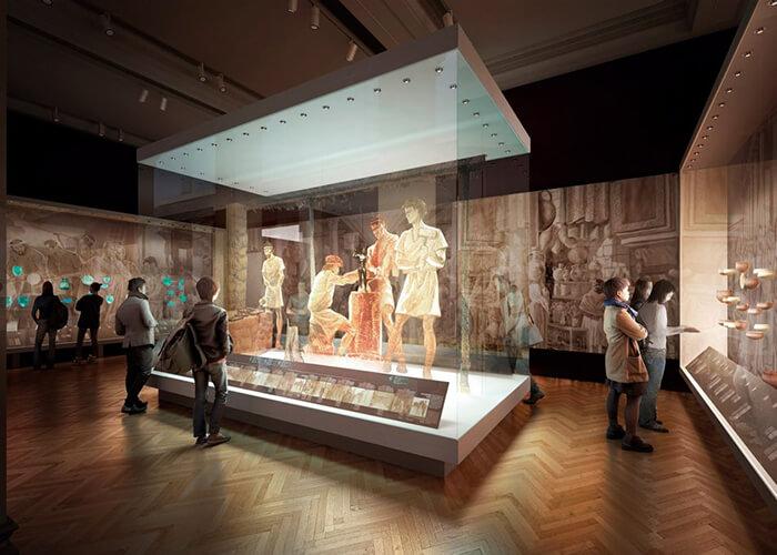 موزهی باستانشناسی استانبول
