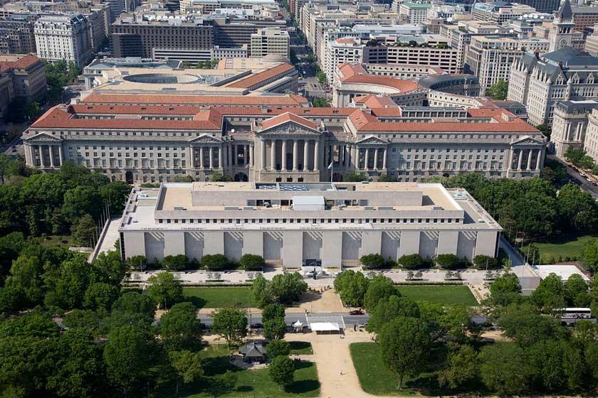موزه های امریکا 1 - تعطیلی موزه های دولتی آمریکا