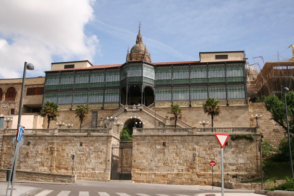 موزه هنر نو سالامانکا - شهرهای اسپانیا