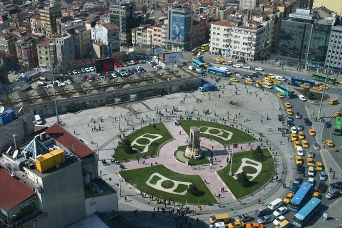 میدان تکسیم 6