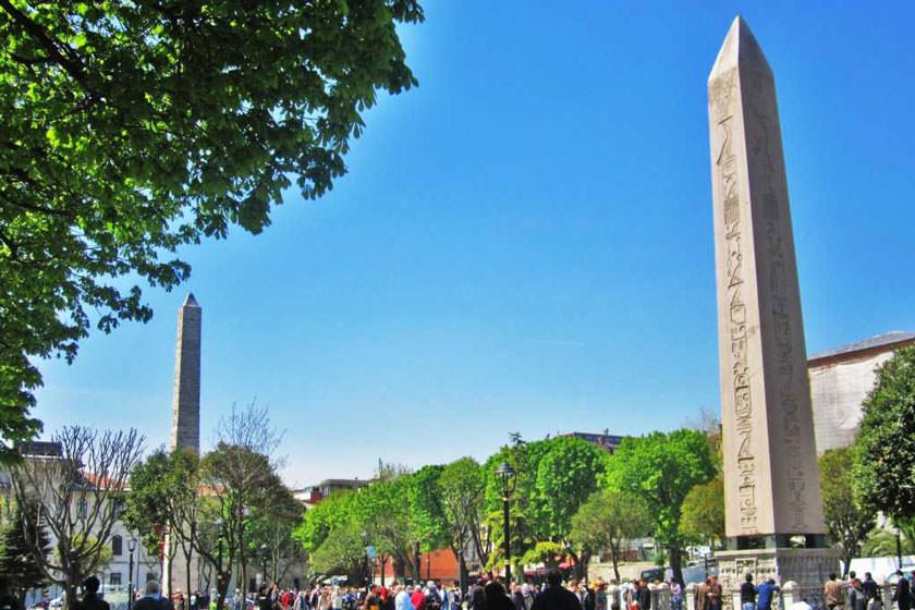 میدان هیپودروم استانبول ترکیه