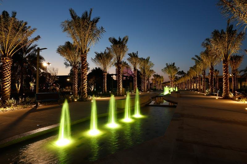 پارک مرکزی مشرف 6 - پارک مرکزی مشرف ابوظبی امارات
