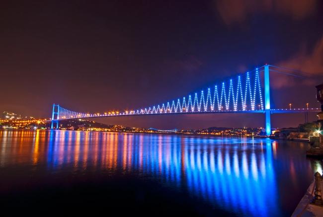 پل بسفر استانبول
