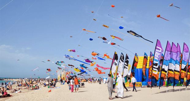 کایت بیچ 1 - کایت بیچ دبی امارات