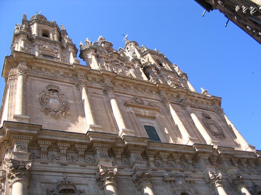 کلیسای باروک سالامانکا - شهرهای اسپانیا
