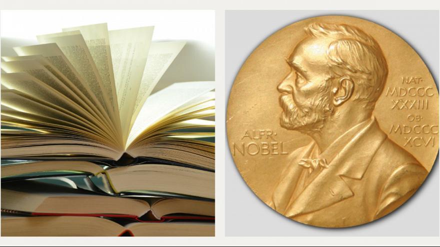 جایزه نوبل ادبیات در سوئد - جایزه نوبل ادبیات در سوئد