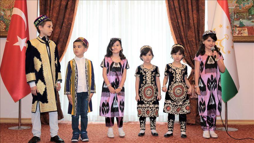 جشن نوروز تاجیکستان در انکارا - جشن نوروز سفارت تاجیکستان در آنکارا