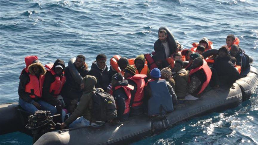 دستگیری مهاجران غیرقانونی در ترکیه - دستگیری مهاجران غیرقانونی در کوشآداسی