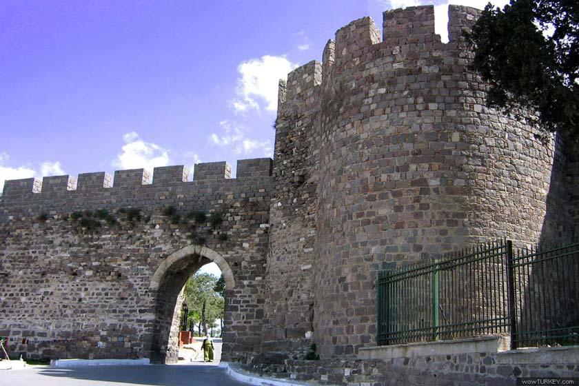 قلعه کادیفه کاله ازمیر