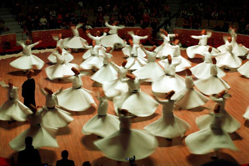 مرکز فرهنگی مولانا قونیه