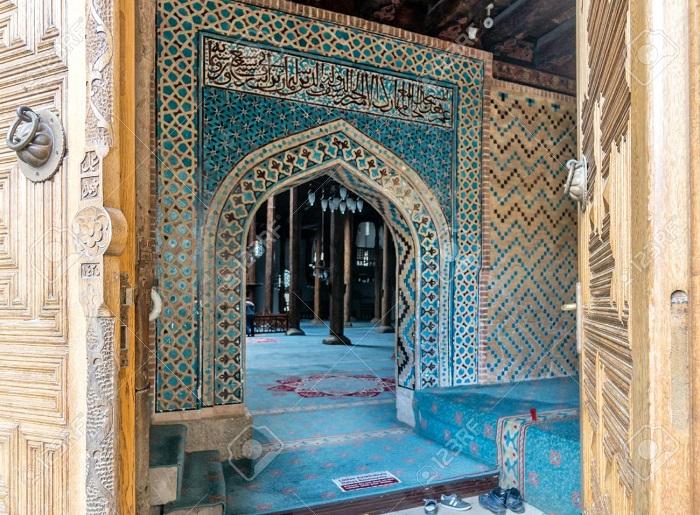 مسجد اشرف اوغلو 1 - مسجد اشرف اوغلو قونیه ترکیه