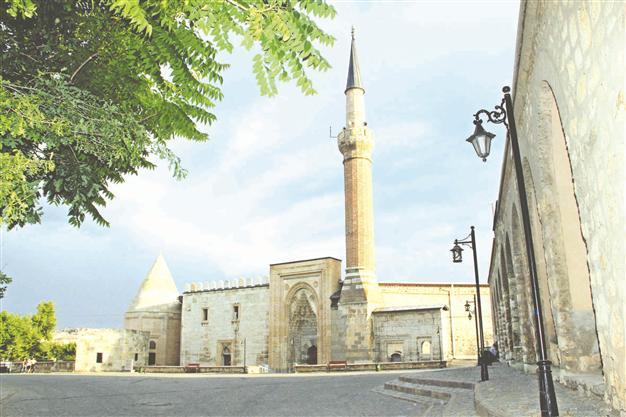 مسجد اشرف اوغلو 4 - مسجد اشرف اوغلو قونیه ترکیه
