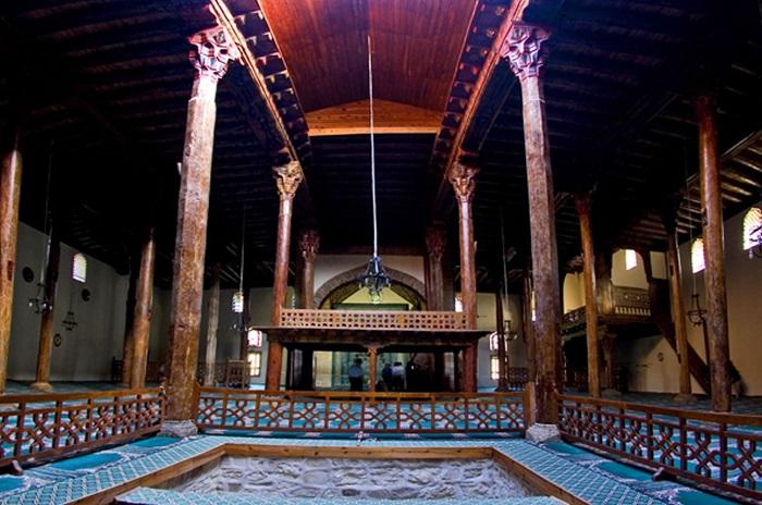 مسجد اشرف اوغلو 5 - مسجد اشرف اوغلو قونیه ترکیه
