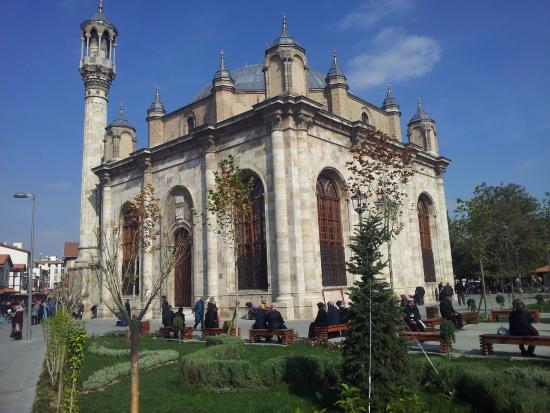 مسجد جامع عزیزیه 2 - مسجد جامع عزیزیه قونیه ترکیه