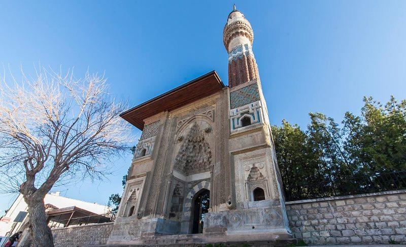 مسجد جامع و حوزه صاحب عطا 2 - مسجد جامع و حوزه صاحب عطا قونیه ترکیه