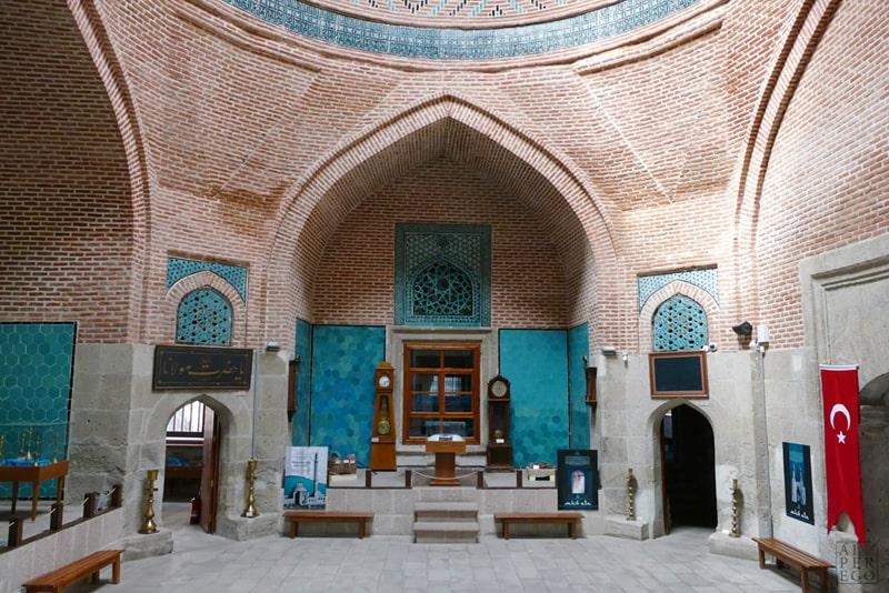 مسجد جامع و حوزه صاحب عطا 4 - مسجد جامع و حوزه صاحب عطا قونیه ترکیه