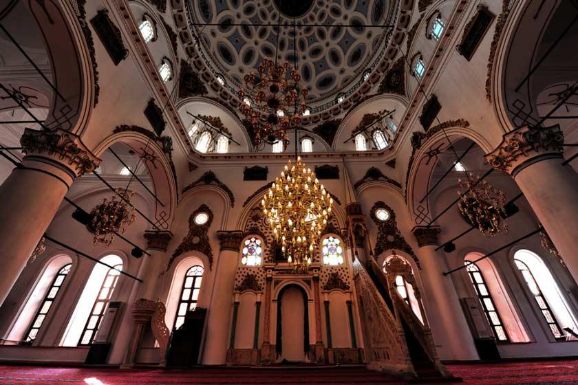 مسجد حصار ازمیر