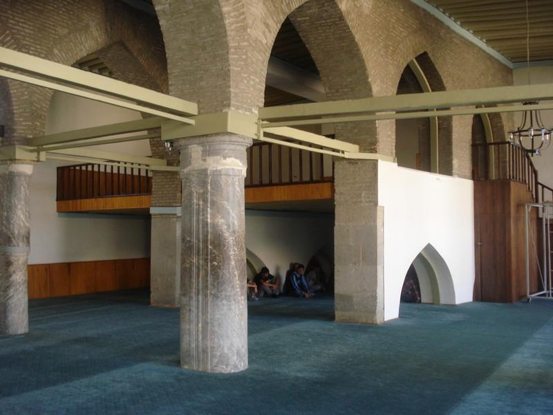 مسجد علاءالدین 5 - مسجد علاءالدین قونیه ترکیه