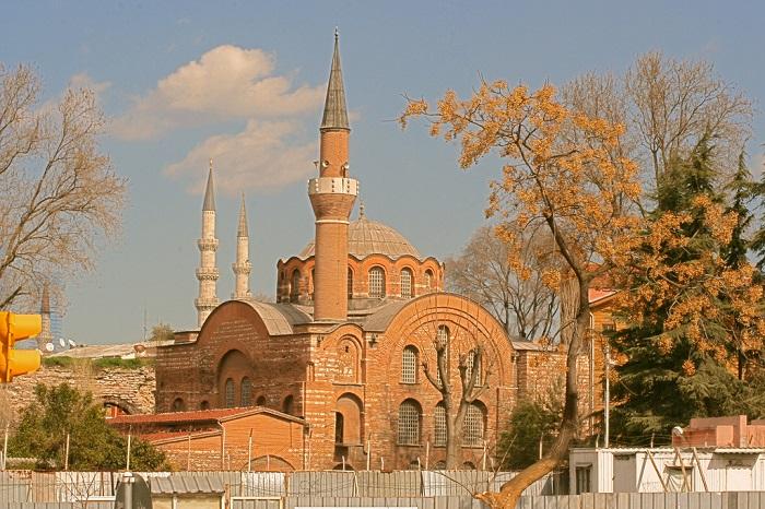مسجد کالندرحانه 5